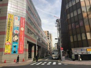 にし邑までの道1