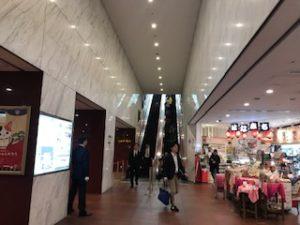 東銀座駅4