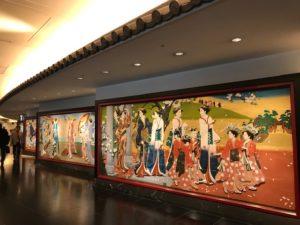 雅叙園廊下2