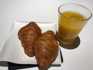 190126パワーラウンジ朝食