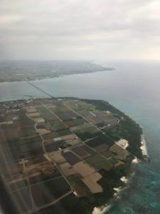 190126飛行機からの景色5