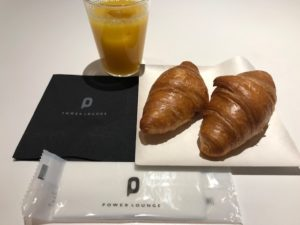 20190210パワーラウンジ朝食