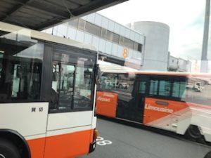 20190217羽田空港内リムジン2