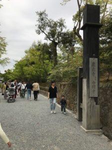 20190428-23金閣寺門