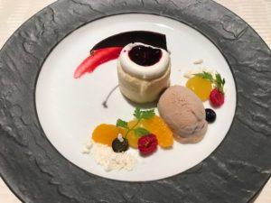 ミラコスタオチェーアノコース料理5
