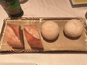 ミラコスタオチェーアノコース料理1