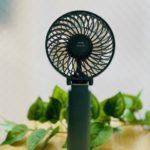 ブルーノミニ扇風機1