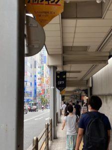 大井町駅⇒キャッツシアター3