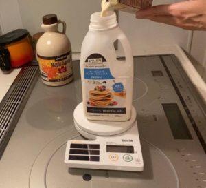 コストコパンケーキミックス作り方2