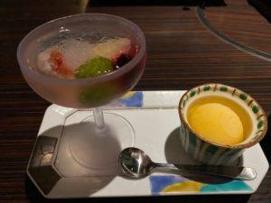 雪月花-風月夕食16