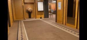 帝国ホテル17階エレベータホール