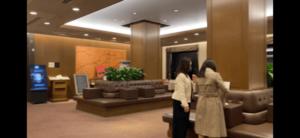 帝国ホテル17階