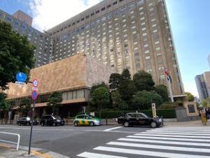 帝国ホテル外観1
