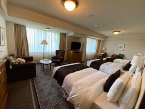 帝国ホテルお部屋2