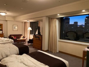 帝国ホテルお部屋4