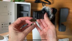 DJI-Pocket2-8マイククリップ
