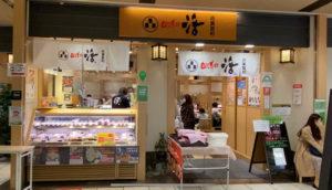 美登利寿司-店構え