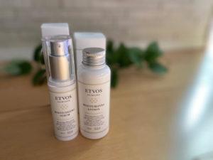 ETVOS化粧水・美容液2