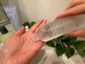 シンピュルテ化粧水4